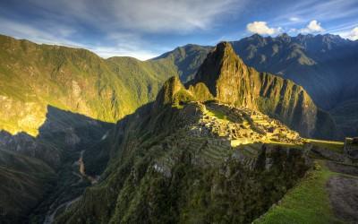 Machu Picchu Pérou