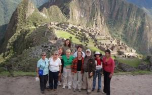 Voyage de groupe Machu Picchu Pérou