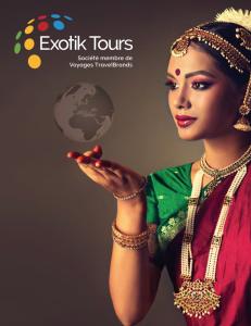 EXOTIK TOURS - 2018