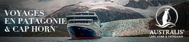 Voyage en Patagonie & Cap Horn